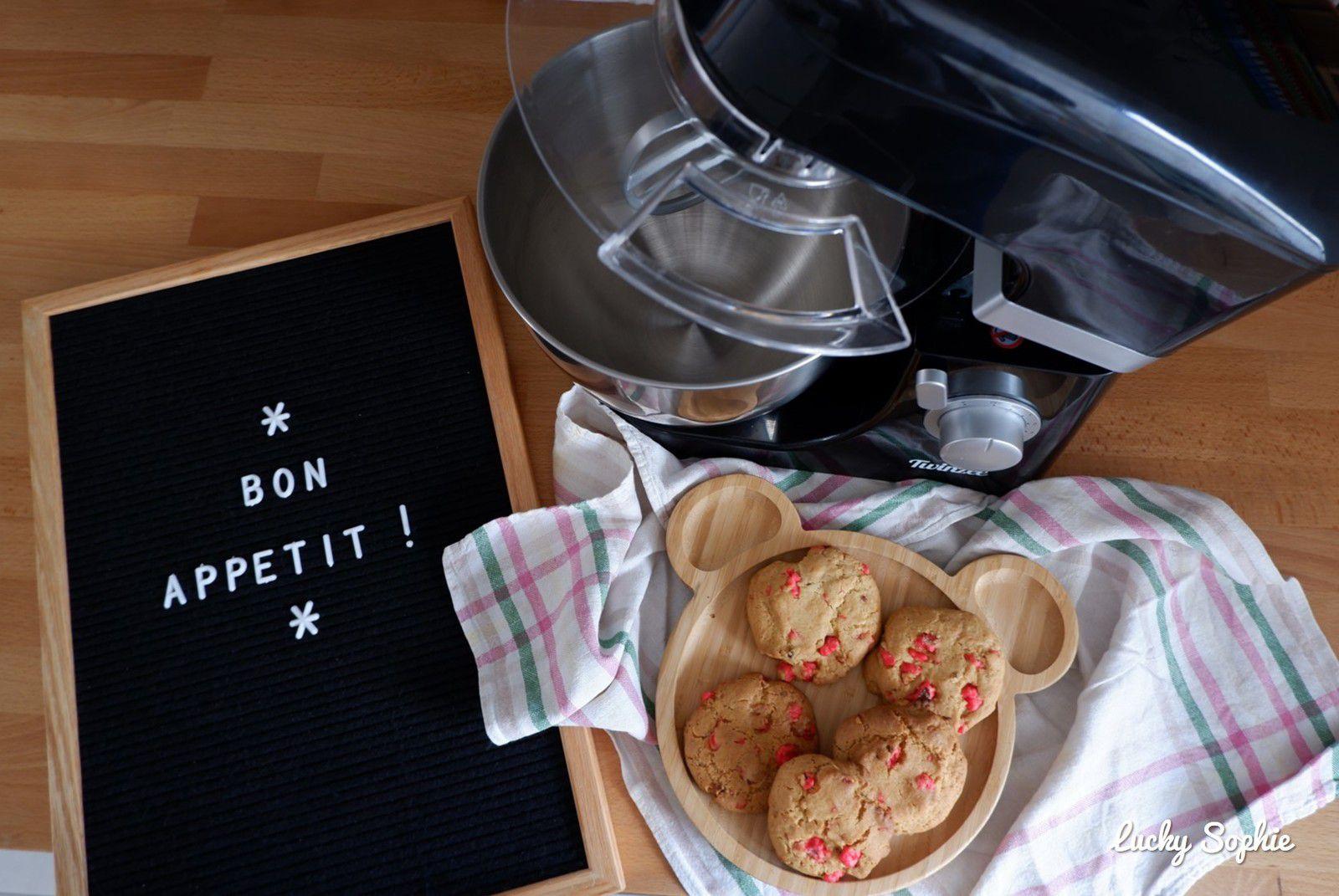 Goûters maison et robot pâtissier Twinzee