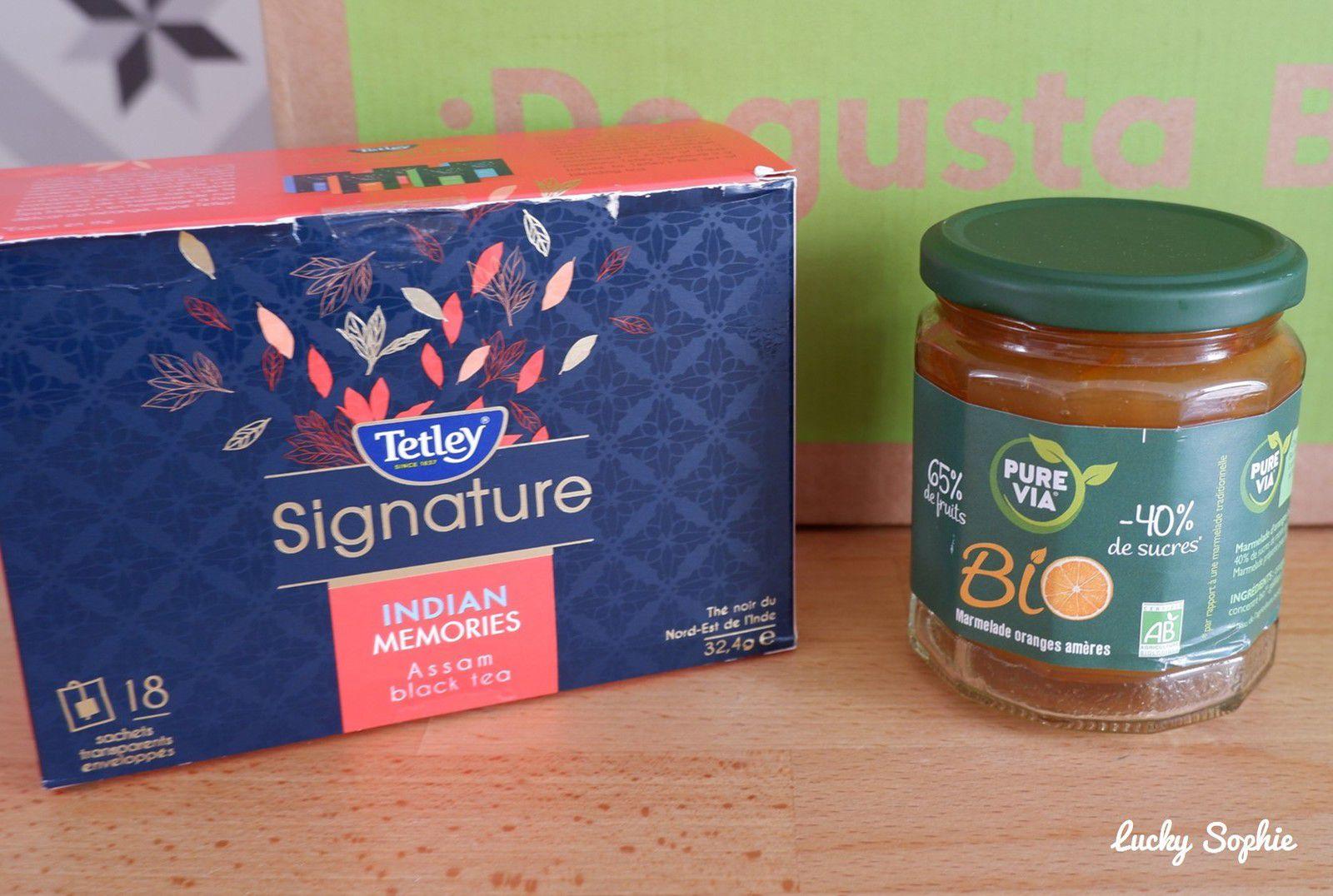 La Degusta box soirée TV