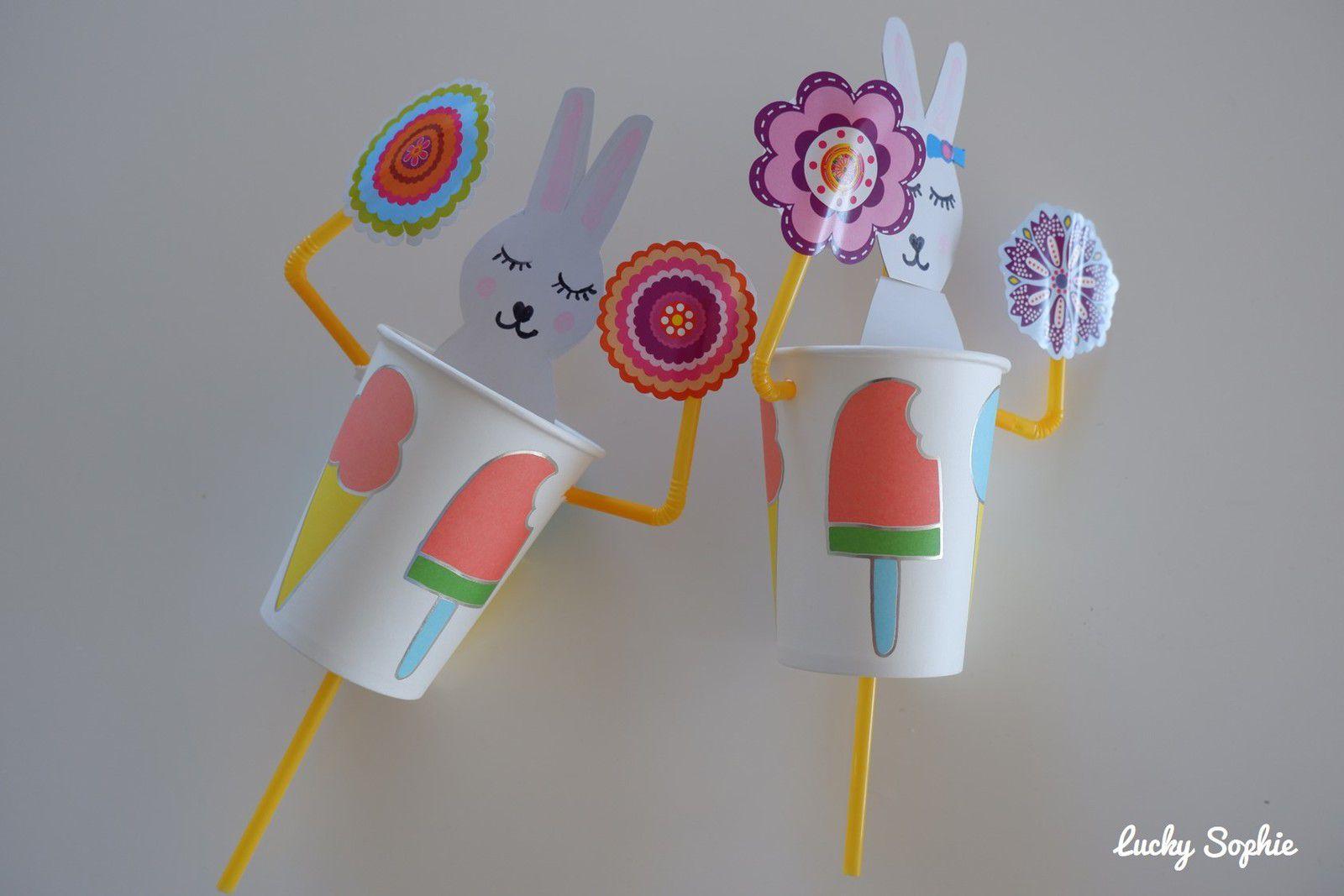 Bricolage enfants pour Pâques 🐣