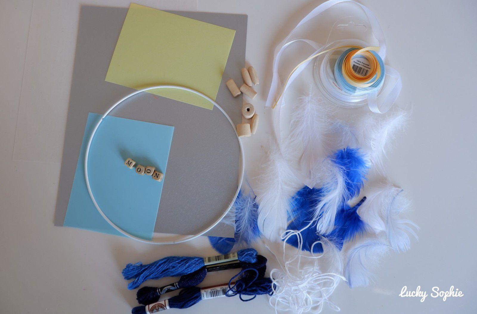 Attrape-rêves en plastique fou DIY ✨