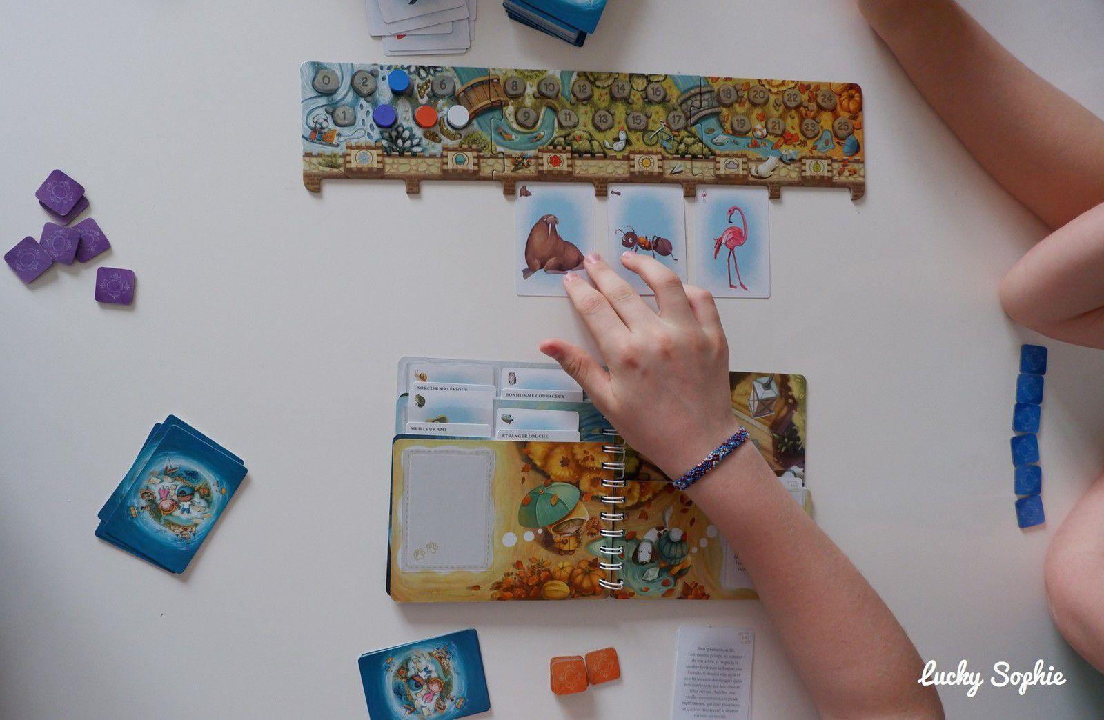 La marmots box, des jeux de société pour les 4-8 ans