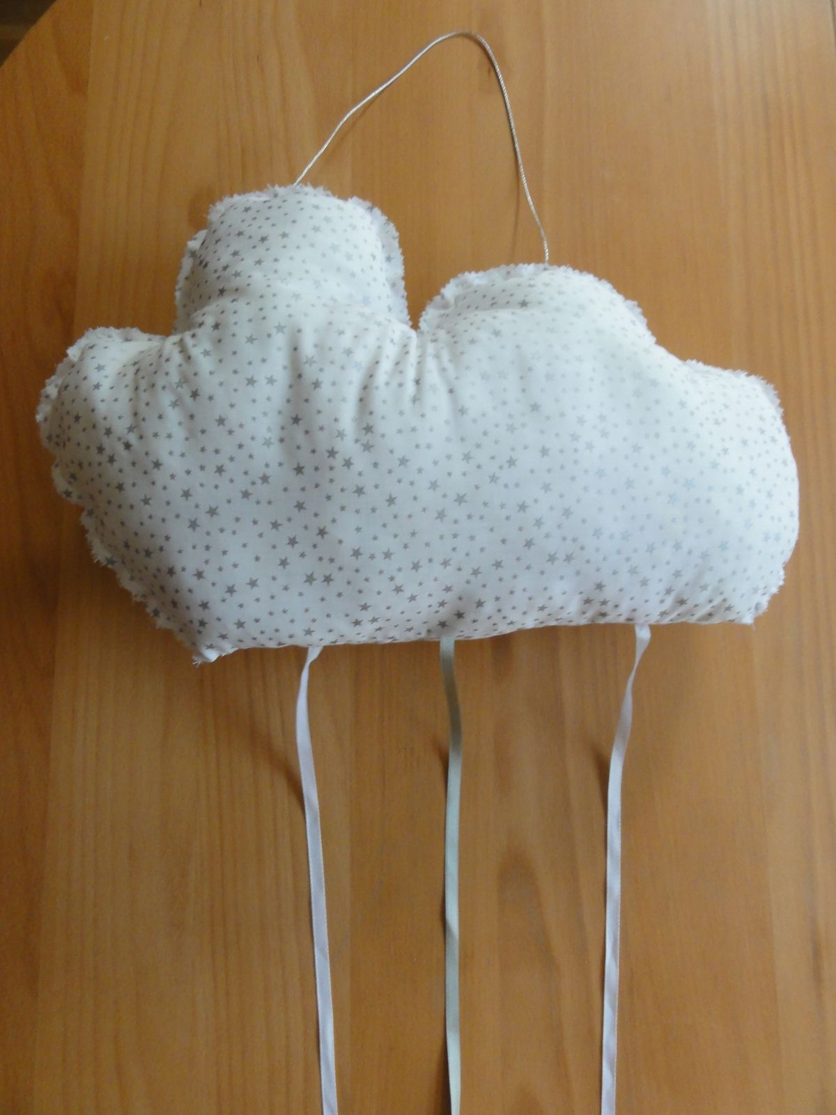 Coussin nuage DIY ! [tuto couture]
