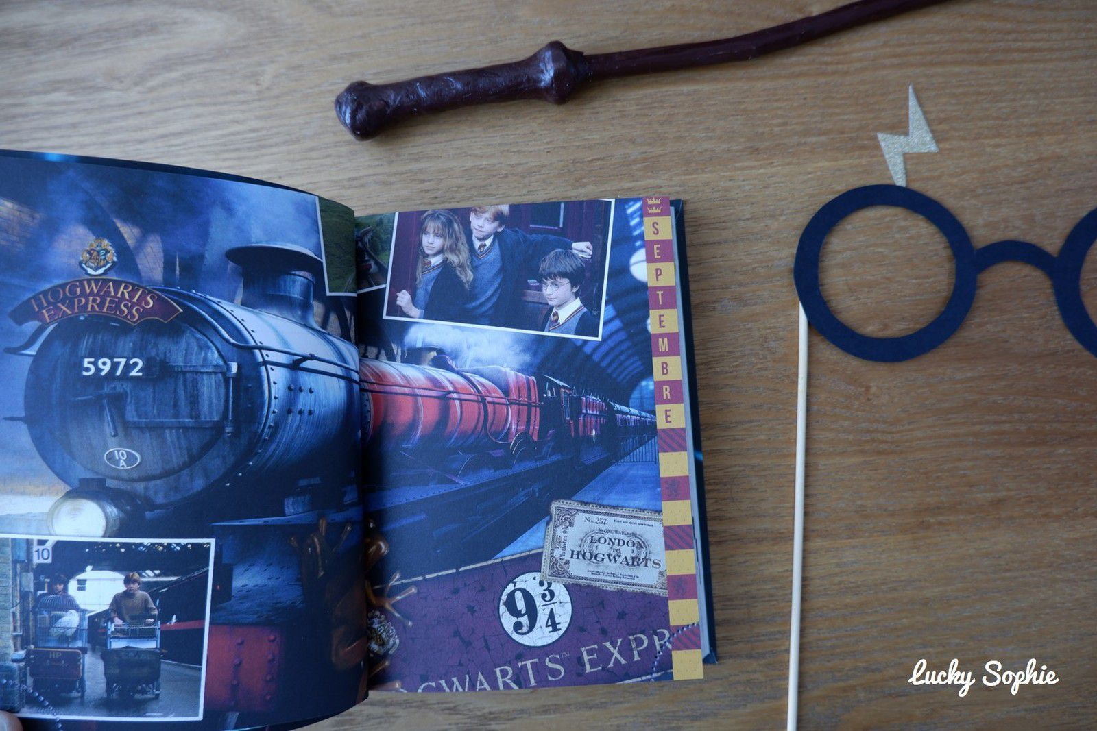 L'agenda Harry Potter 2020-2021
