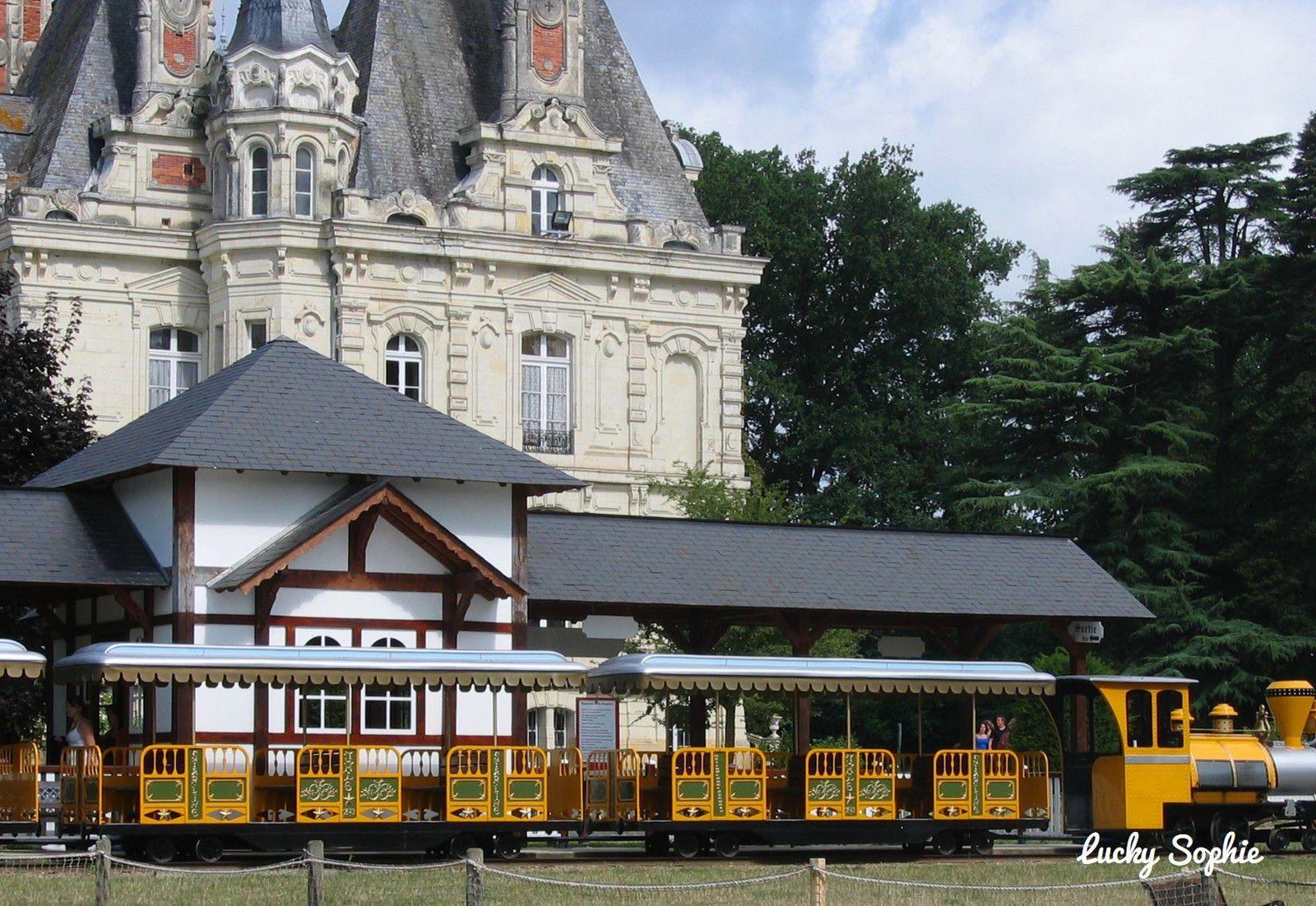 Vacances à Saumur avec des enfants
