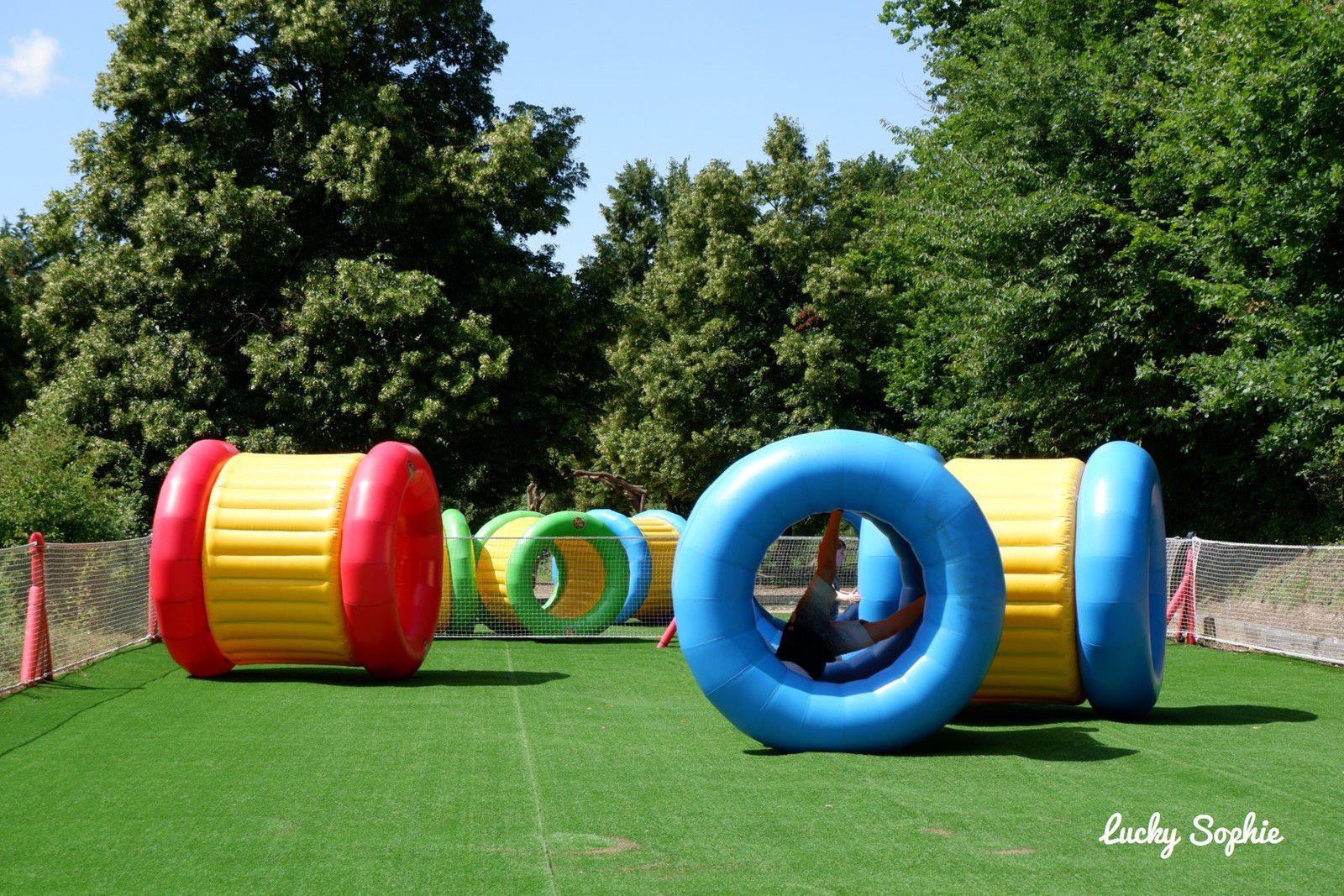 Le Bois des lutins Lyon, parc d'aventures en famille !