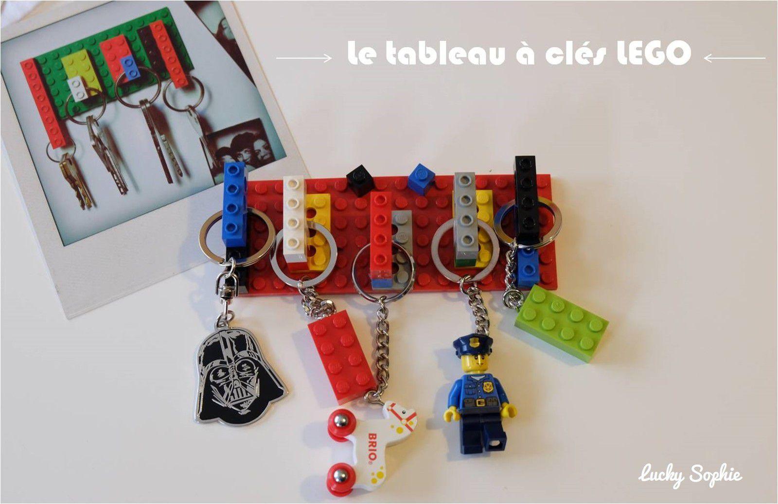 12 idées pour fans de Lego