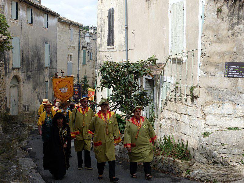 L'olivado au chapitre des vins du Gard