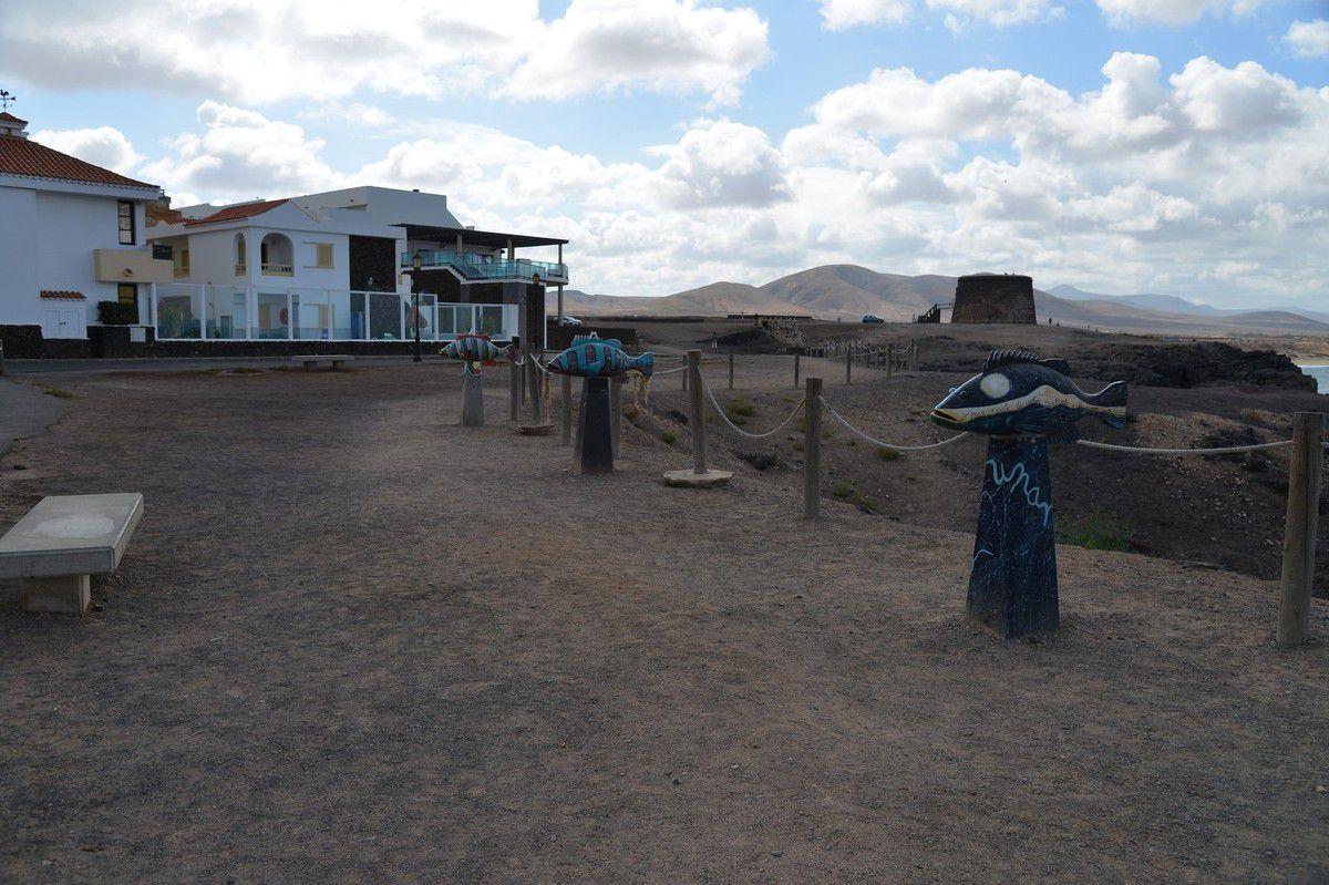 FUERTEVENTURA : Corralejo et El Castillo ...
