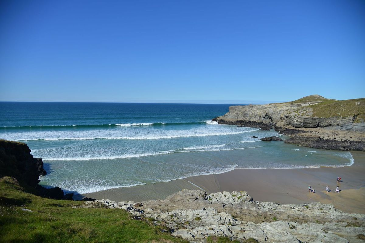 Tintagel , Newquay et Lizard point ...