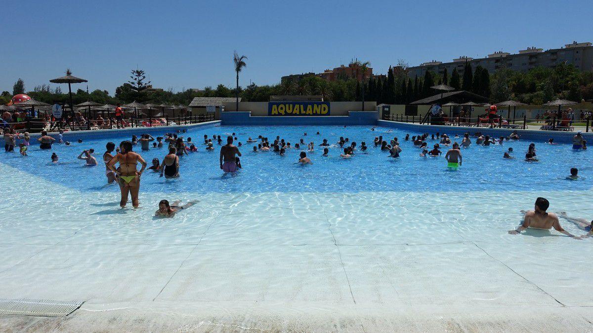 Andalousie 2019 : Aqualand de Torremolinos ...