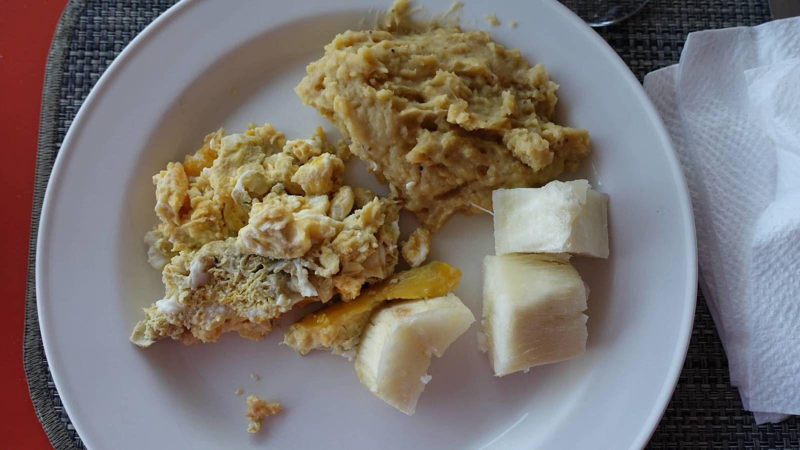 Puerto Plata 2020 : au petit déjeuner ...