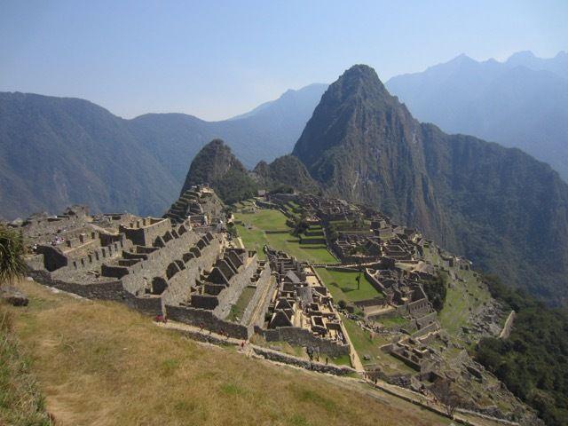 Machu Picchu !