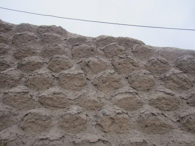 la pyramide de Huaca Huallamarca, perdue au milieu de la ville