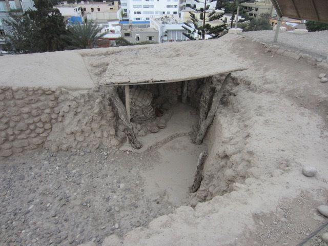 representation de sepultures