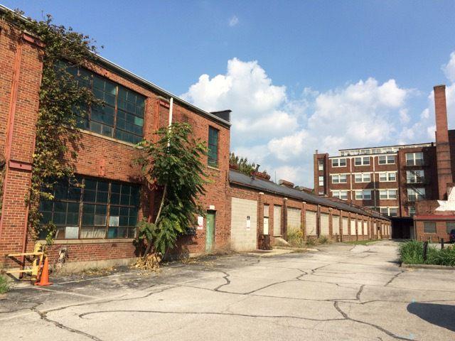 le musee se trouve dans un quartier legerement defraichi de Cincinnati