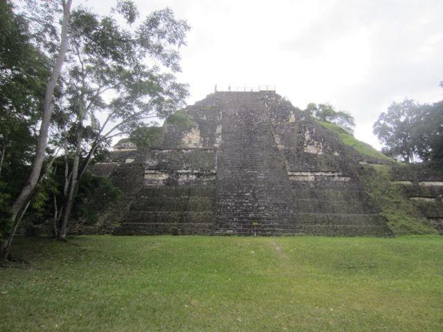 """la pyramide du """"Monde Perdu"""""""