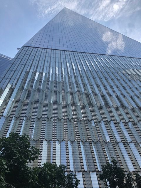 One World Trade Center (depuis 2014)