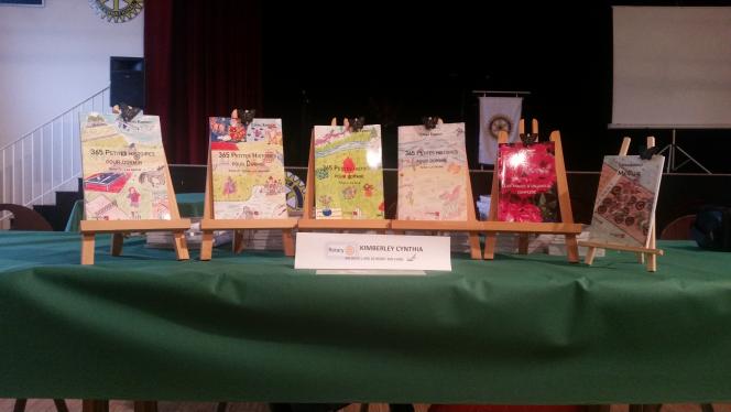 6 ème salon du livre dédicacé  de Moret sur Loing