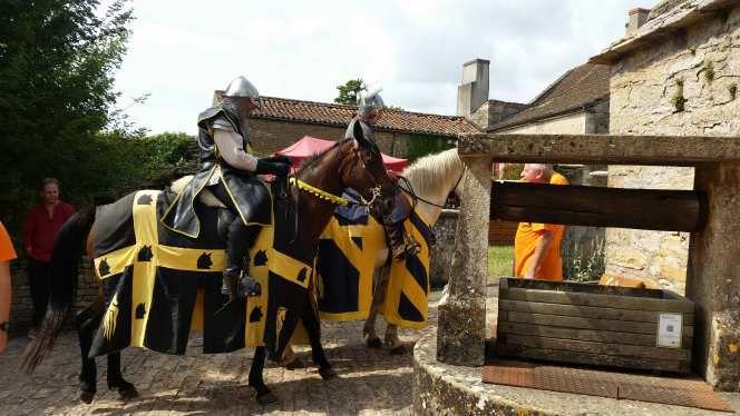 La fête médiévale