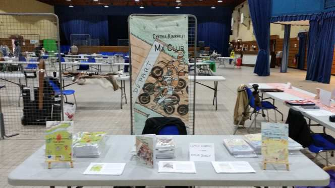 Mon stand