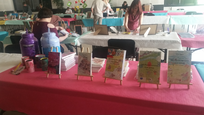 Mon stand😉