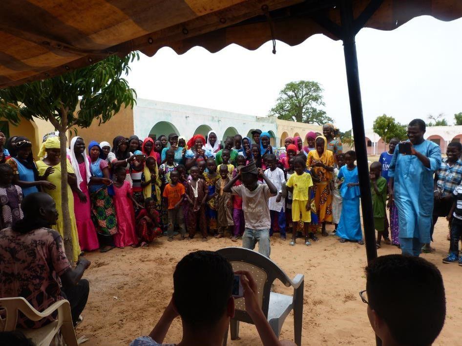 Voyage humanitaire VISOMA été 2017 Sénégal