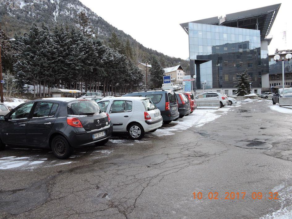 """Hôpital Briançon, l'environnement de la """"honte""""."""