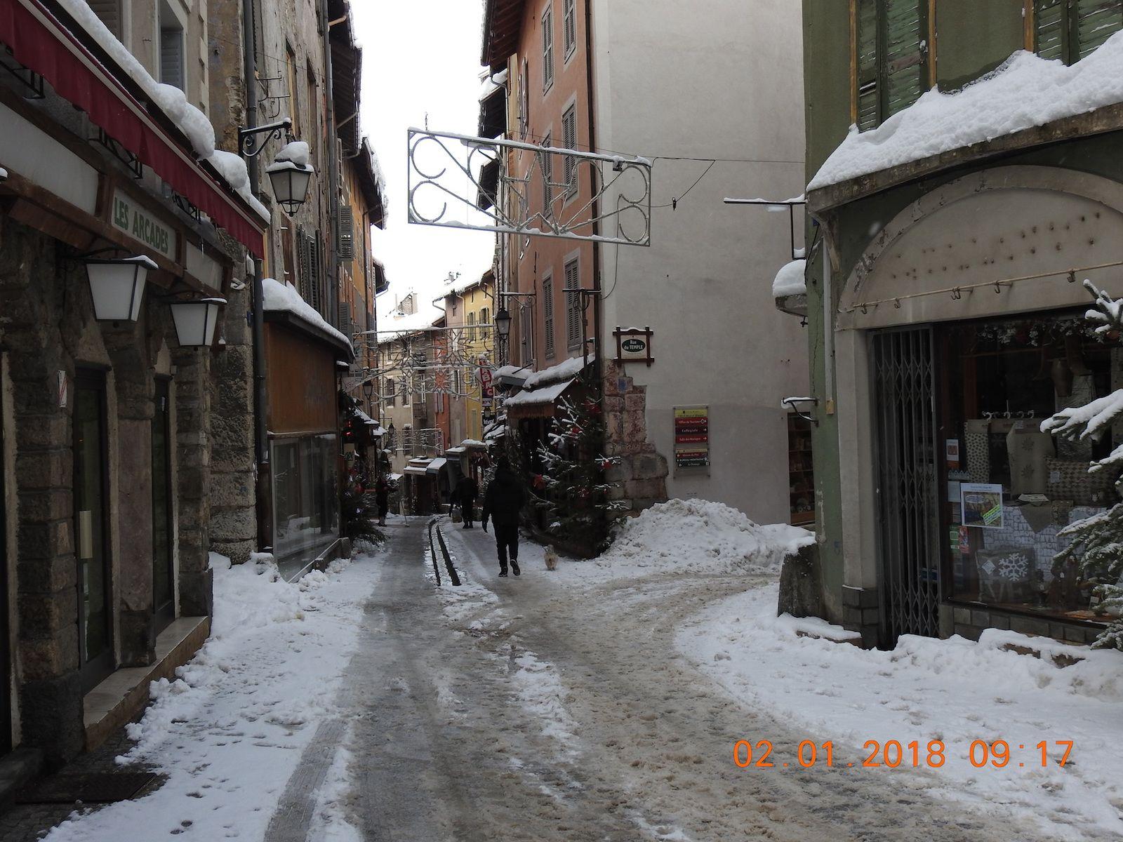 Nos disparus de la vieille ville