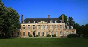 le château de La Ferté Beauharnais.