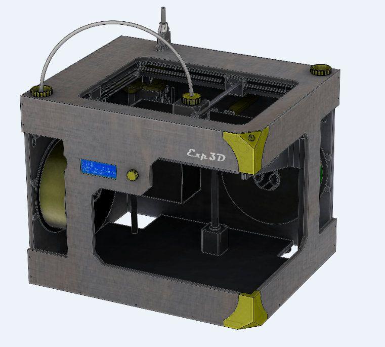 Imprimante 3D EPN