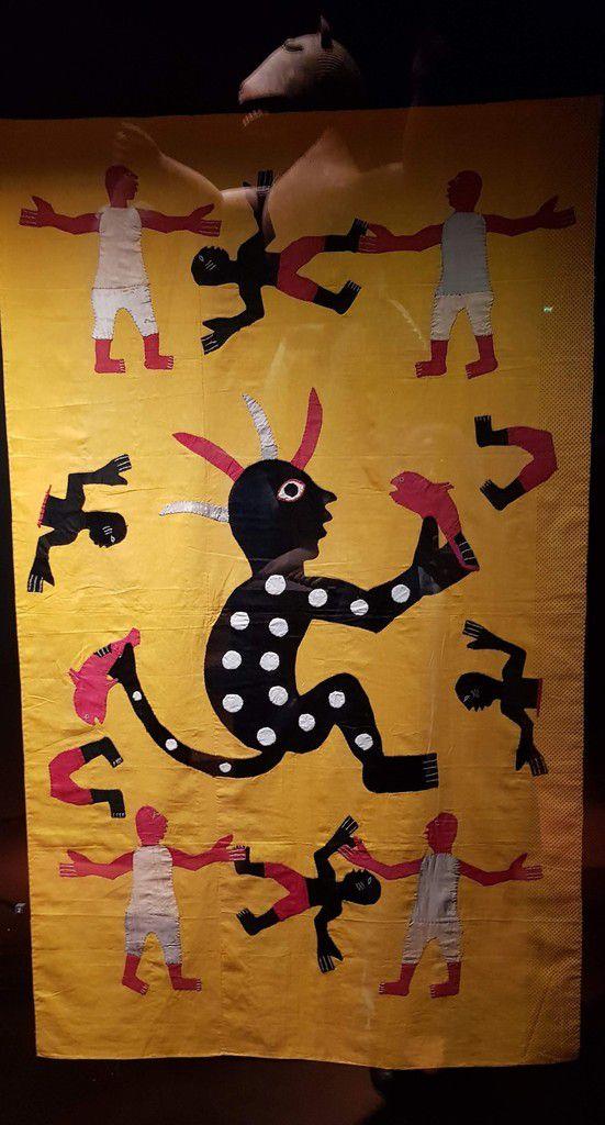 Couleurs, Afrique et Océanie Musée du Quai Branly