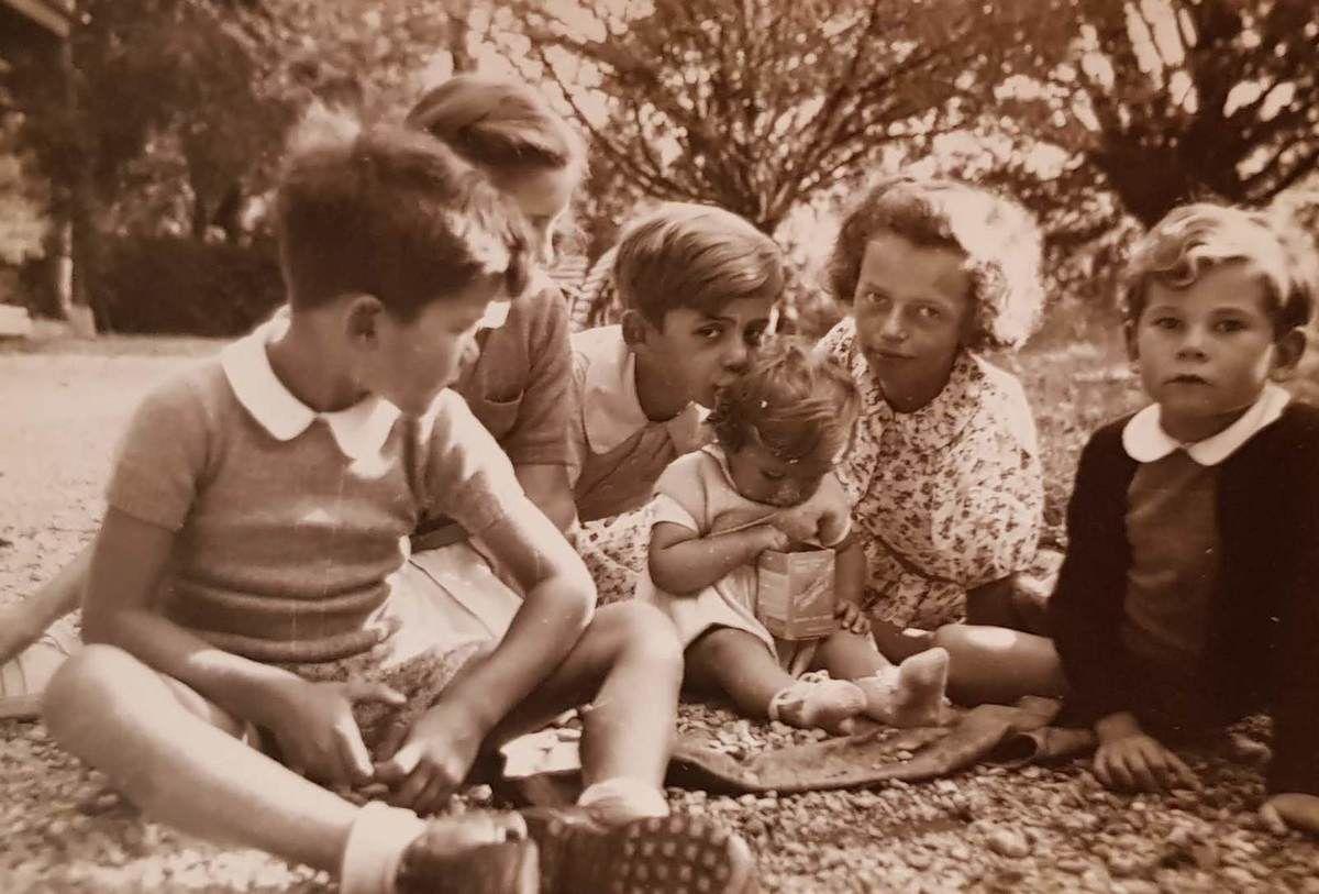 Les enfants du lac