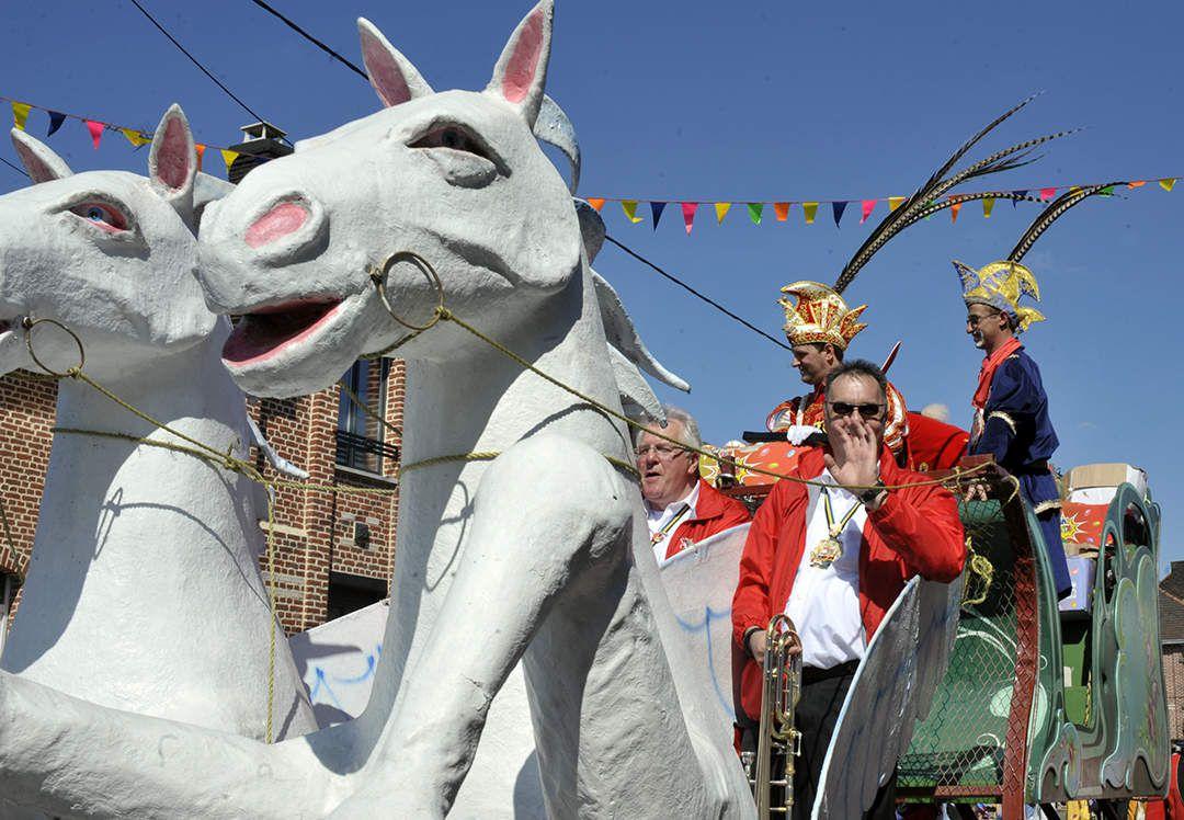 Carnaval : sous le soleil exactement !