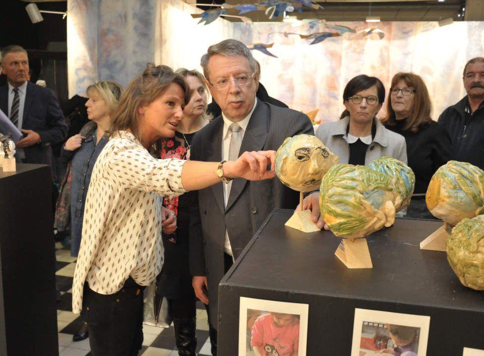 Enfance de l'Art : une première expo terr… ible !