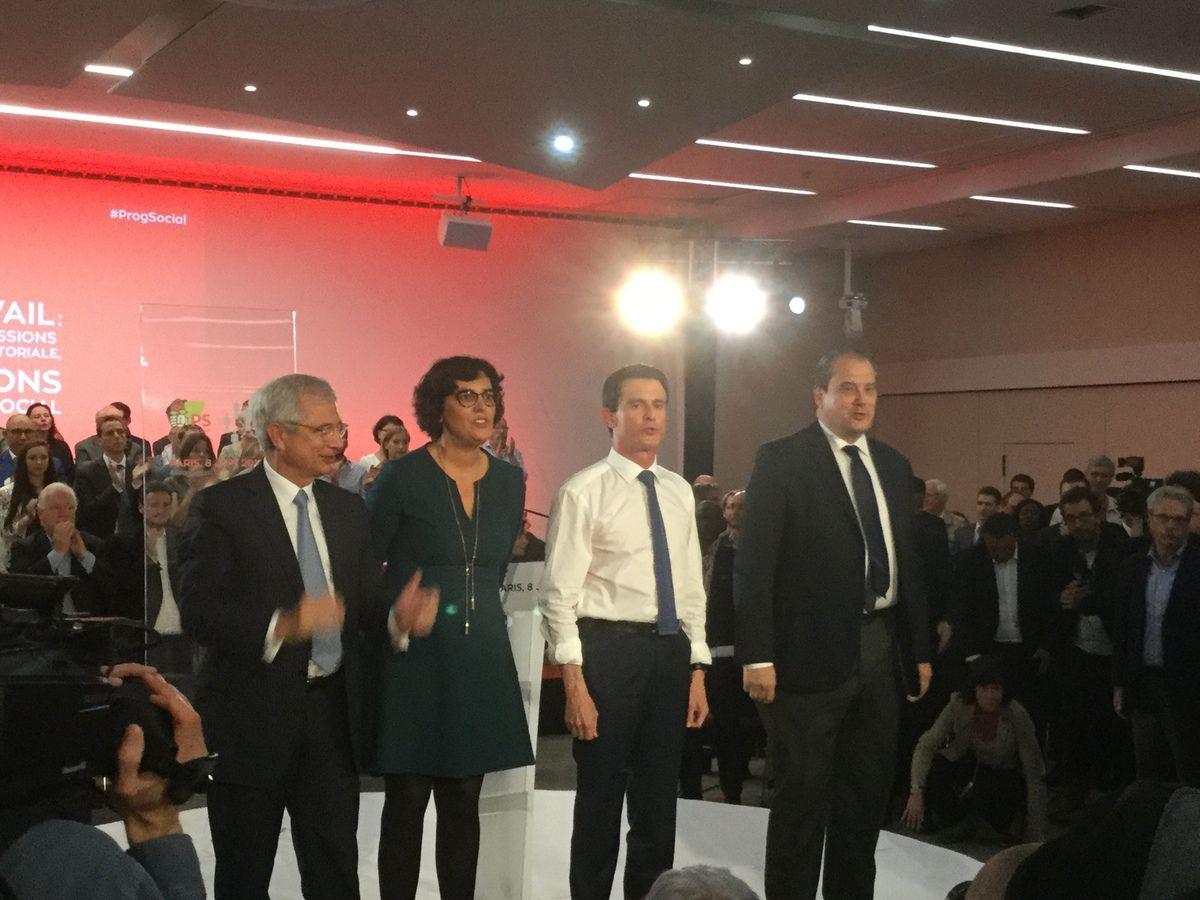 """Meeting pour la Loi Travail (3) : la """"société du contrat"""" !"""