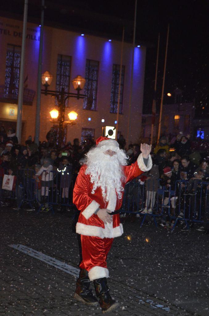 Noël (2) : le Père Noël descend, et c'est magique !