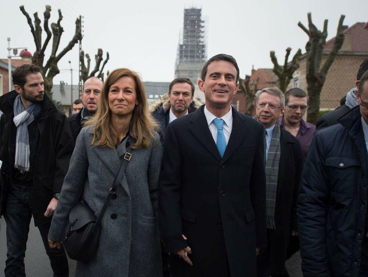 Manuel Valls à Liévin, auprès du monde du labeur !