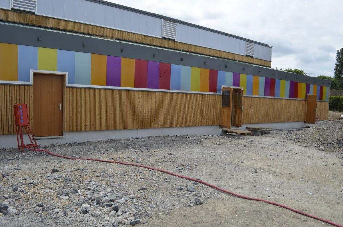 Le quartier du Touquet aura sa salle de sports à la rentrée !
