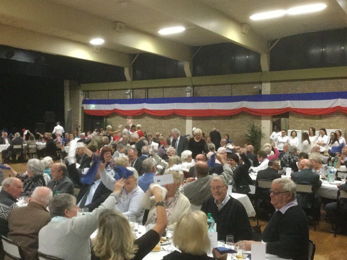11 novembre (2) : Banquet républicain
