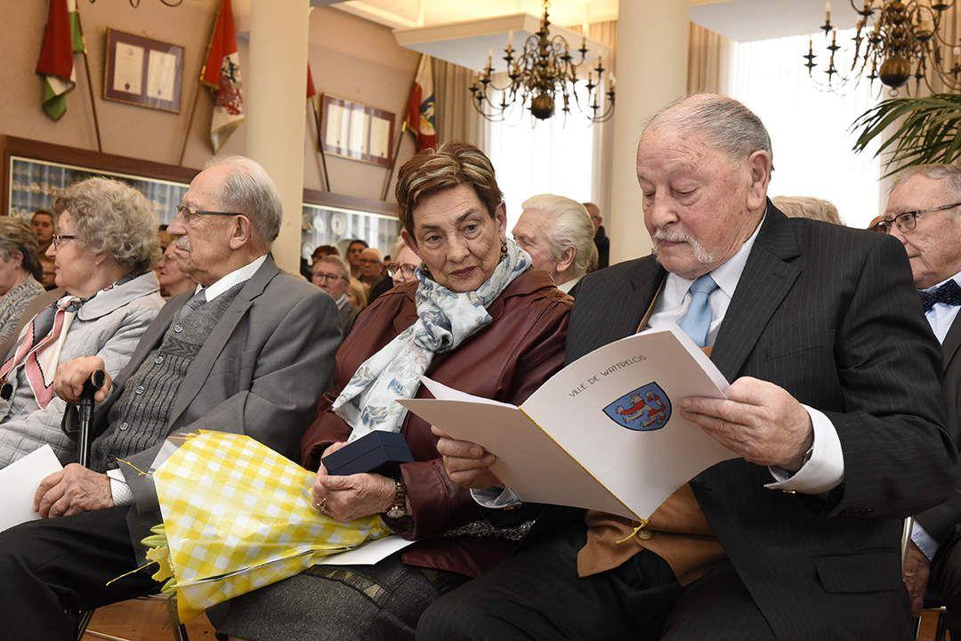 Avoir 50, 60 ou 65 ans de mariage à Wattrelos !