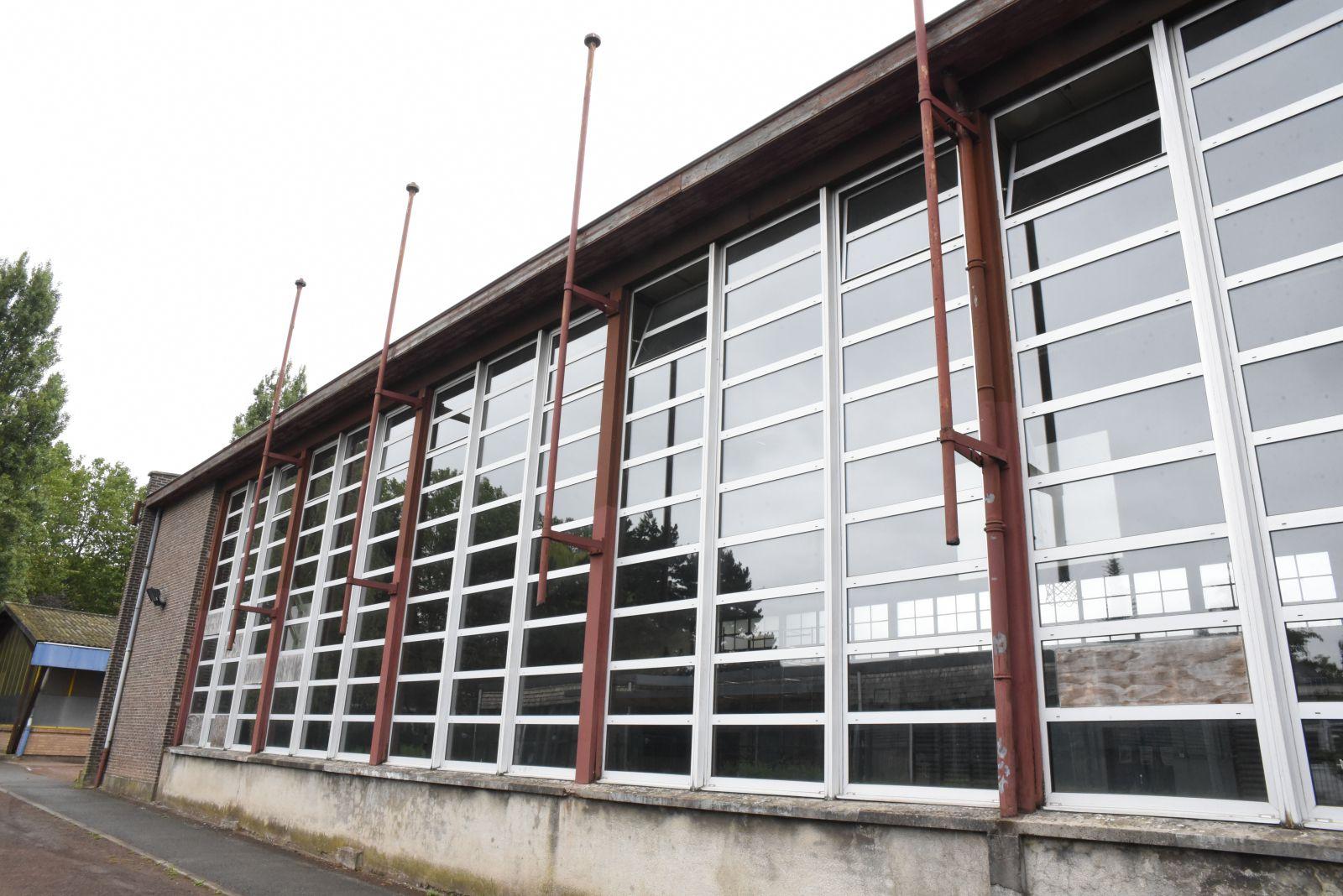 Salle de sports Jean-Zay : des travaux nécessaires