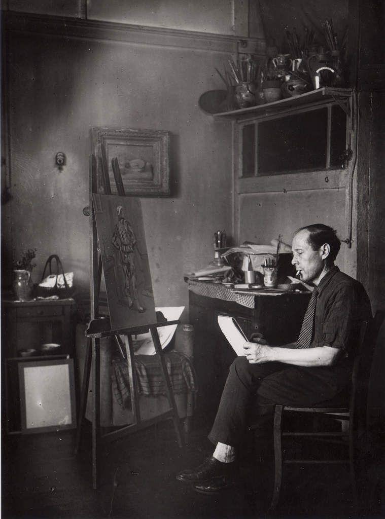 Ossip Lubitch (1896-1990), d'Odessa à Montparnasse
