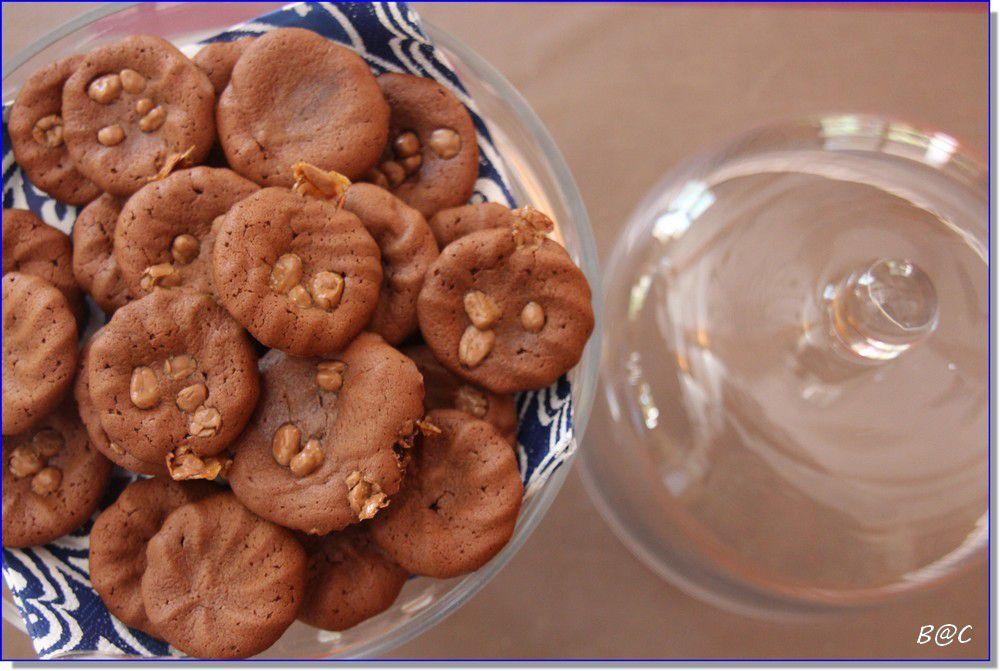 Mini-moelleux au chocolat