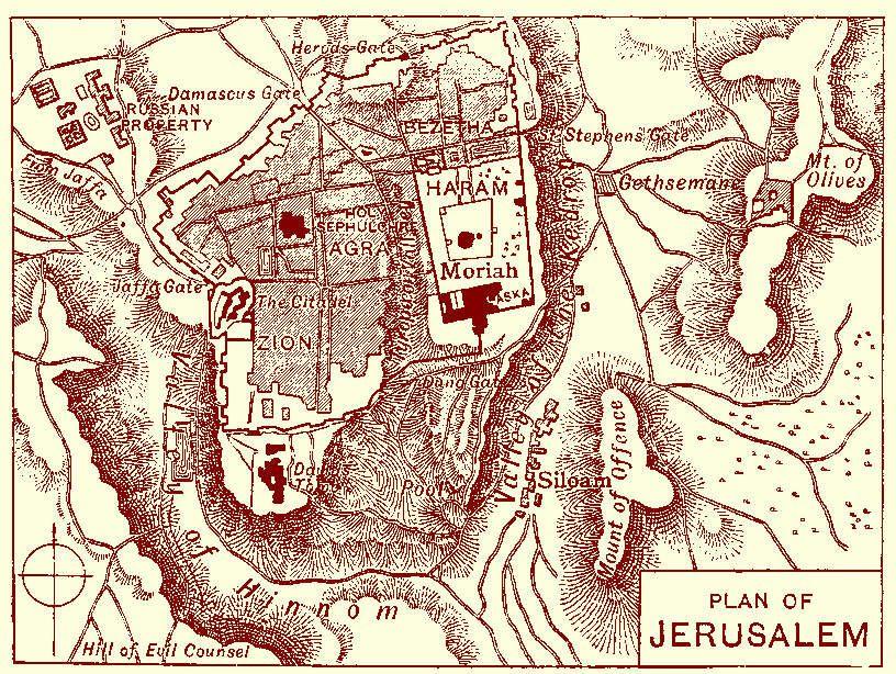 Une étrange Correspondance entre Lyon et Jerusalem