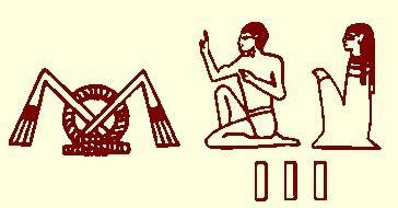 Comment les Egyptiens représentaient un Égrégore