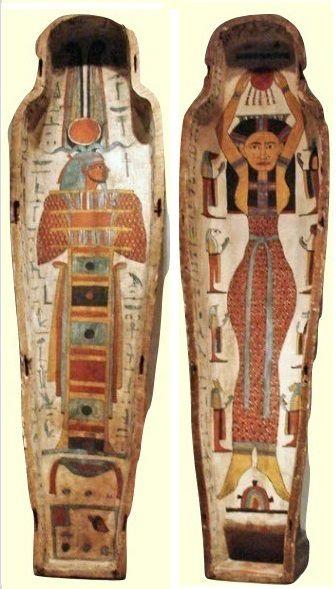 D'Osiris à Nout
