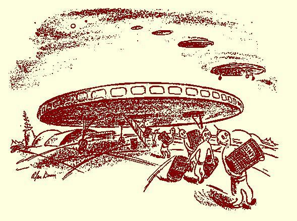 Les Rosicruciens ont-ils l'explication du Paradoxe de Fermi?