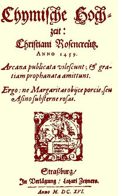 Le Cénacle de Tubingen et l'Alchimie