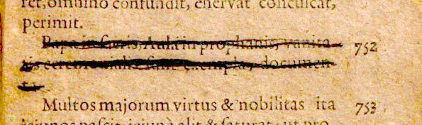 L'Énigme de la Sentence 752 et l'Affaire Copernic...