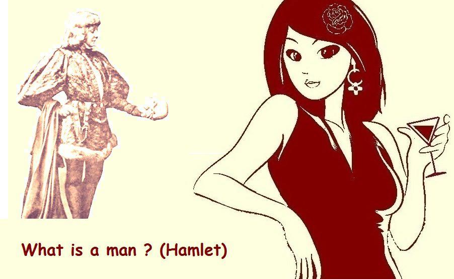 Hamlet : Ces hommes qui sont des bêtes...